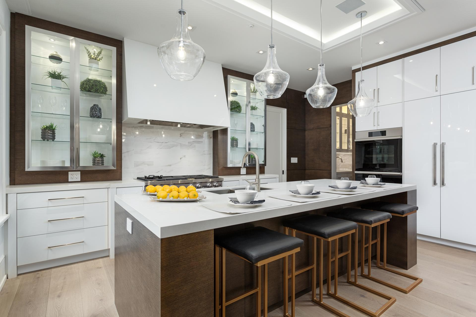 Custom modern kitchen 3