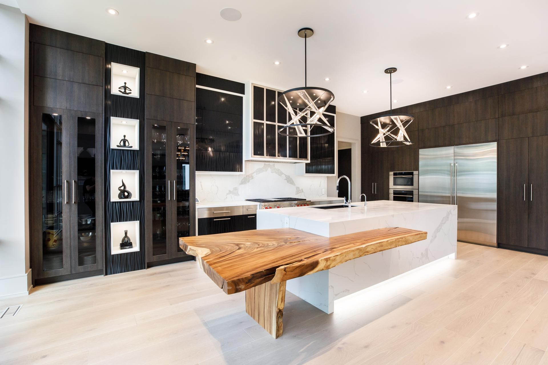 Custom modern kitchen 9