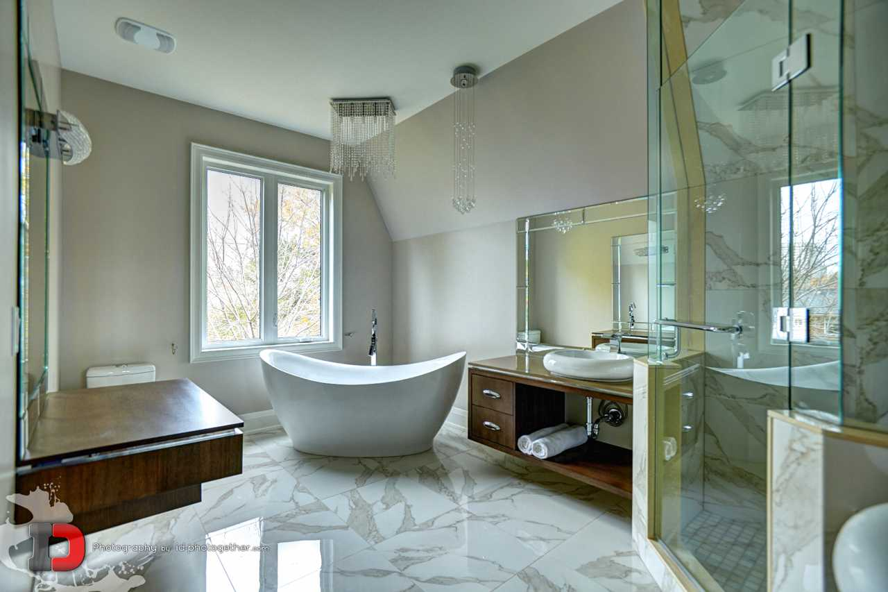 modern bathroom Master ensuite 8
