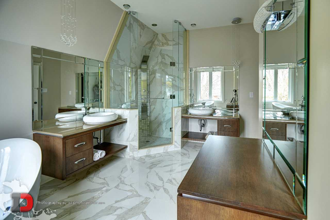 modern bathroom Master ensuite 9